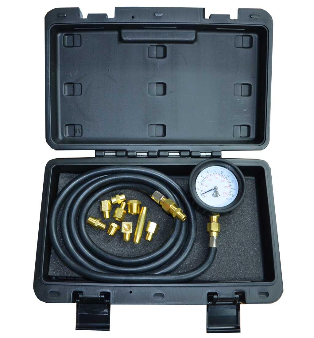"STR 2.5"" Engine Oil Pressure Tester (High Pressure) 0-300PSI"