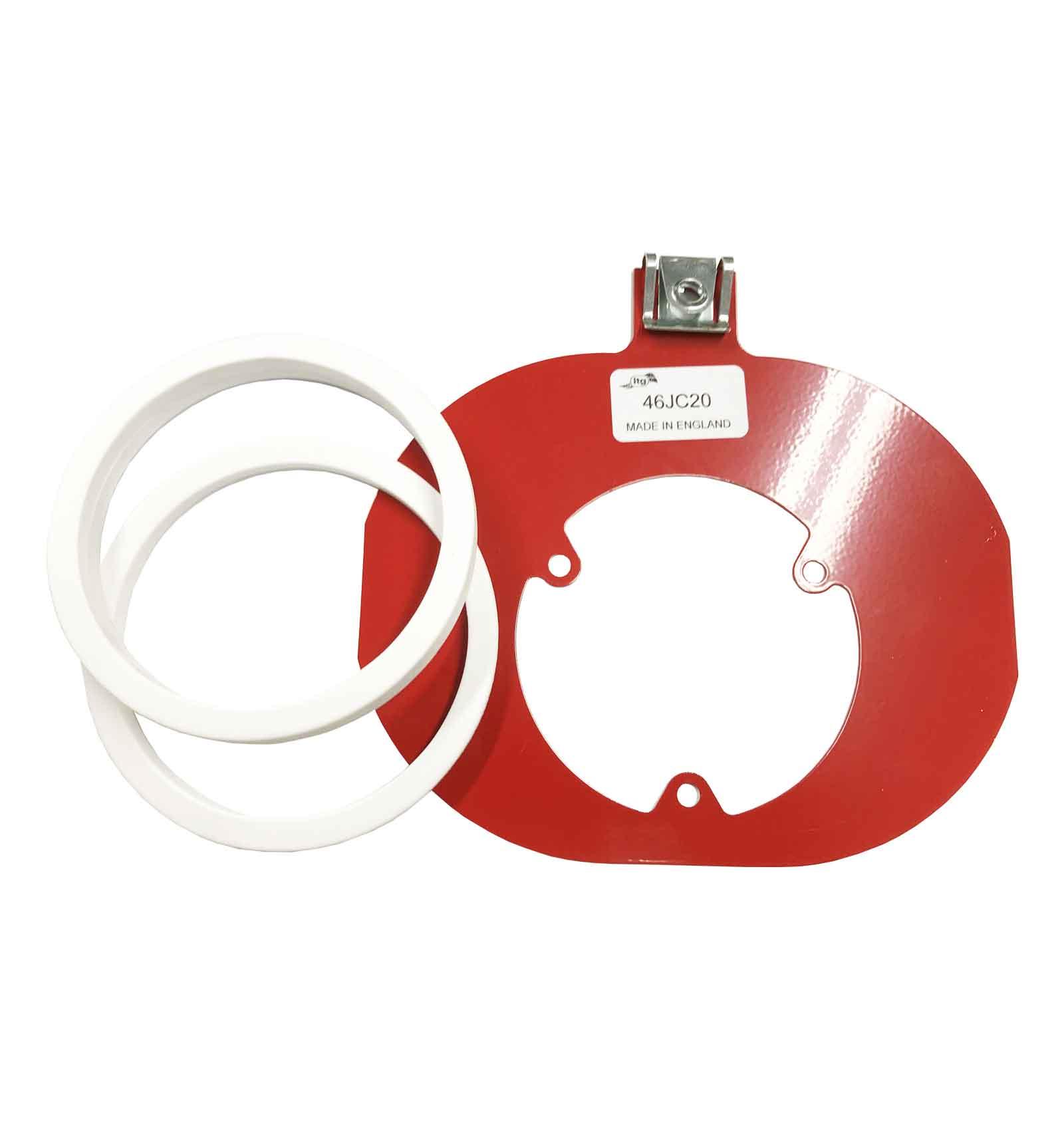 46JC20 ITG Base Plate For JC20 Filter