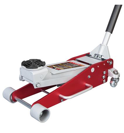 Big Red 3 Tonne Aluminium Low Profile Trolley Jack