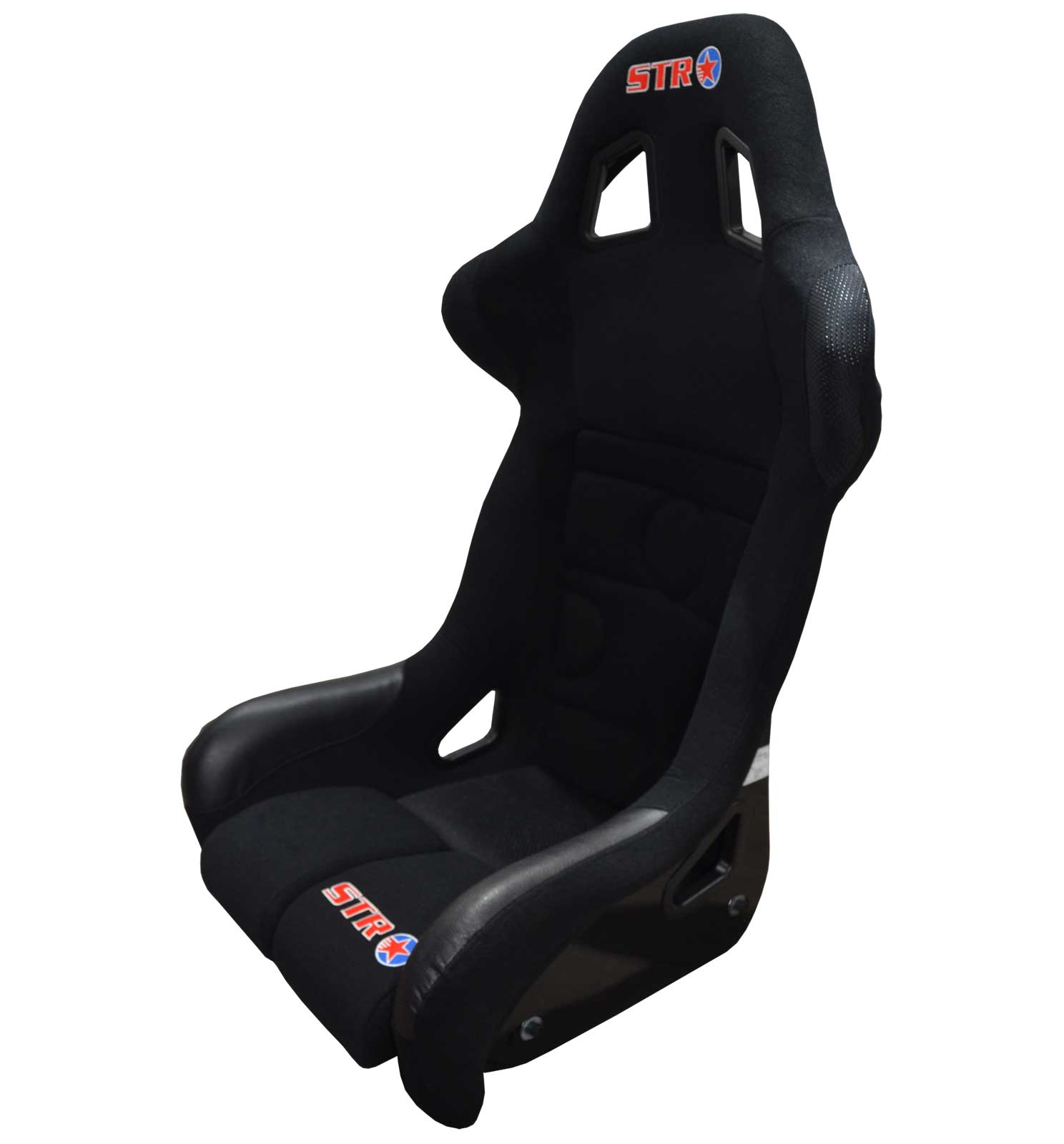 STR 'Angolo' FIA Approved Race/Rally/Bucket Seat  | Black - 2023