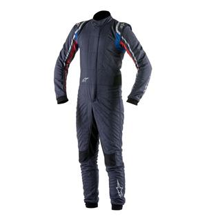 Alpinestars Supertech Suit - Blue/Navy/White/Red