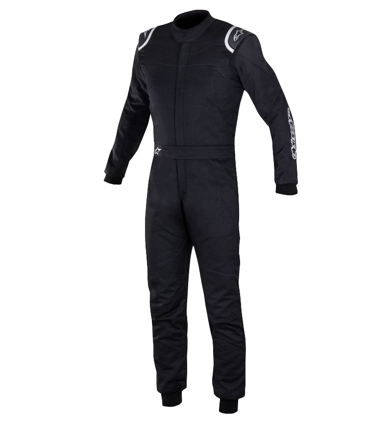 Alpinestars Youth GP Race Suit - Black