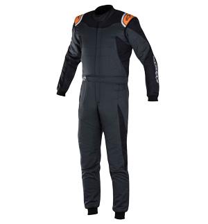 Alpinestars Youth GP Race Suit - Anthracite/Black/Orange