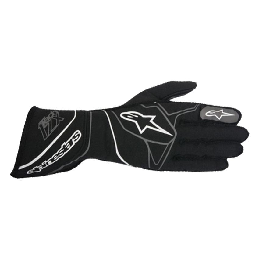 Alpinestars Tech-1 ZX Gloves - Black/White