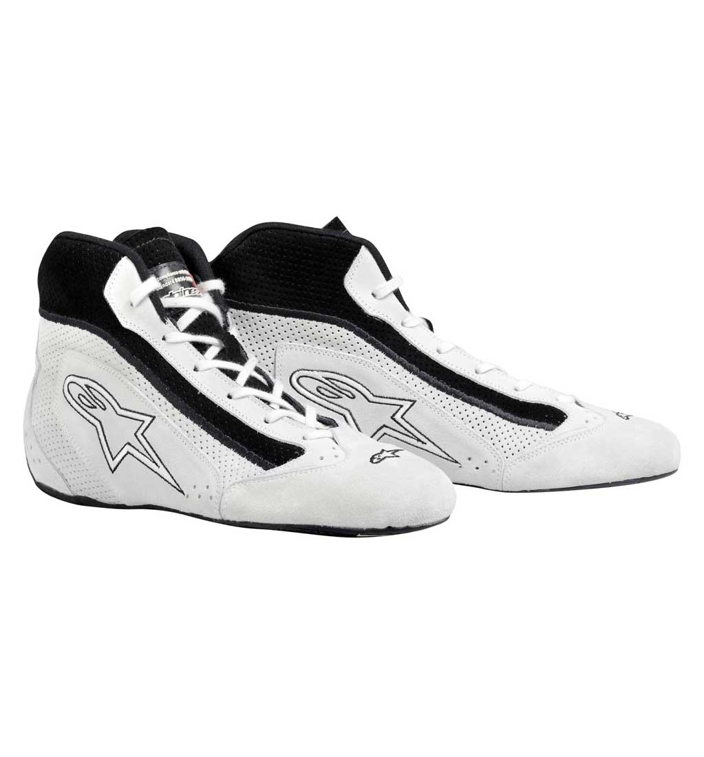 Alpinestars SP Boot - White/Black