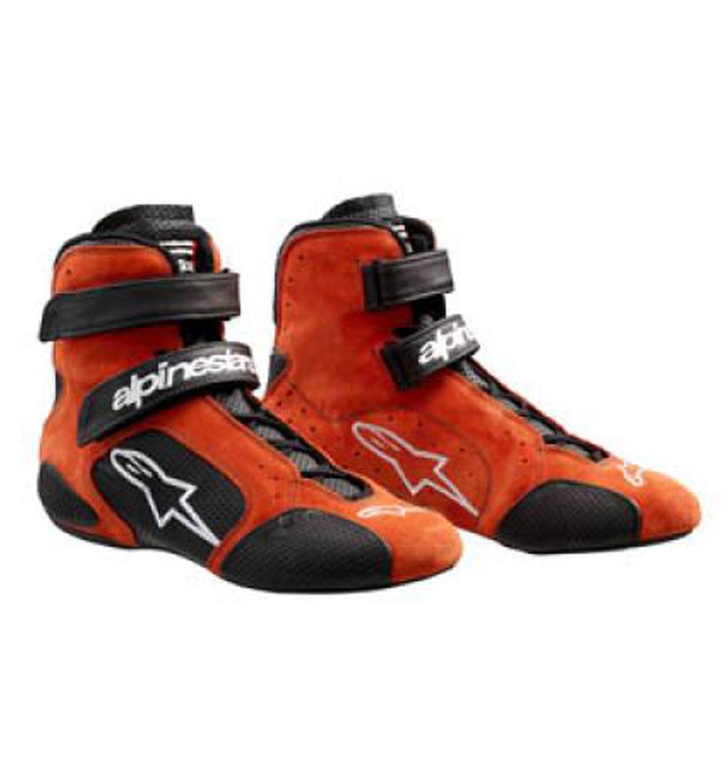 Alpinestars Youth Tech 1-R Boot - Red/Black