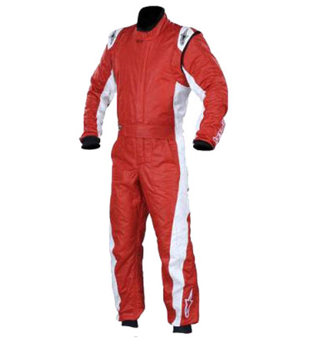 Alpinestars GP Tech Race Suit - Red