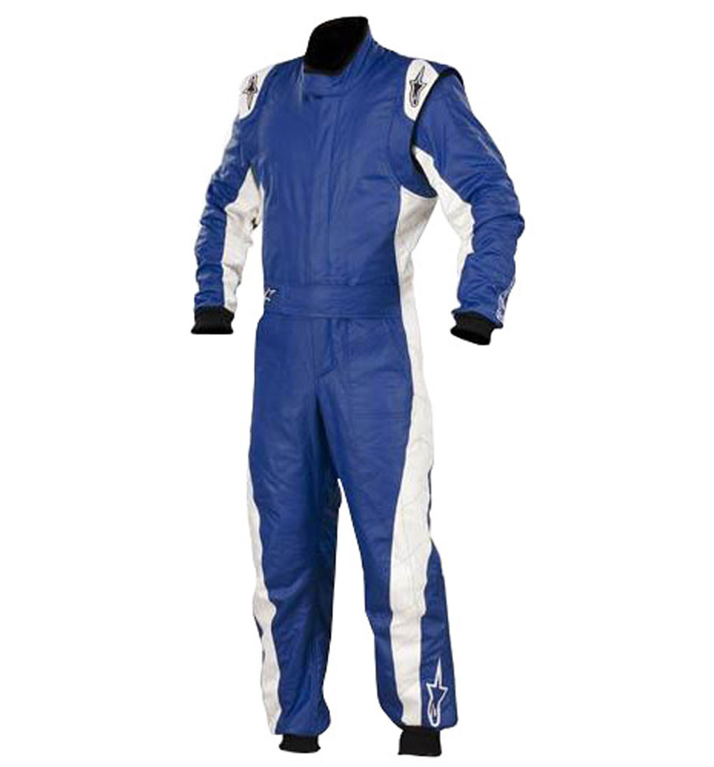 Alpinestars Youth GP Tech Race Suit - Blue
