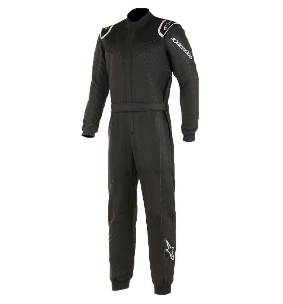 Alpinestars Youth Stratos Race Suit - Black