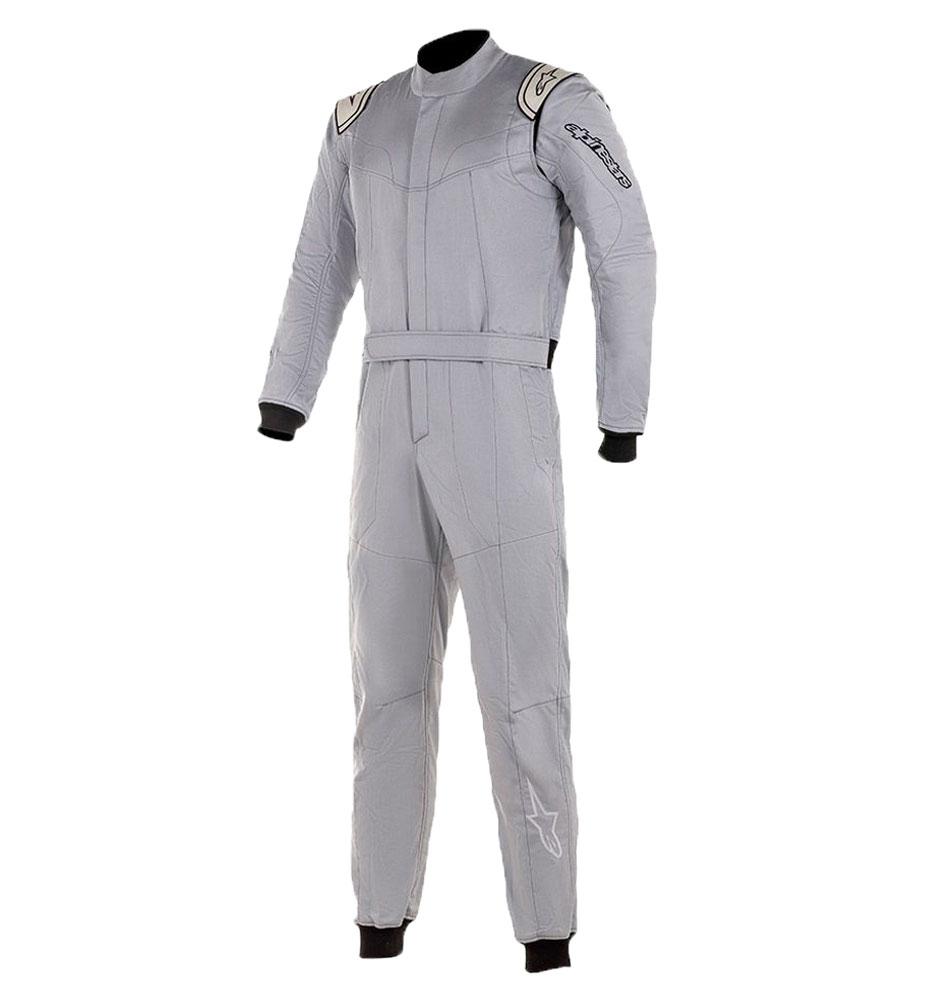 Alpinestars Stratos Race Suit - Mid Grey