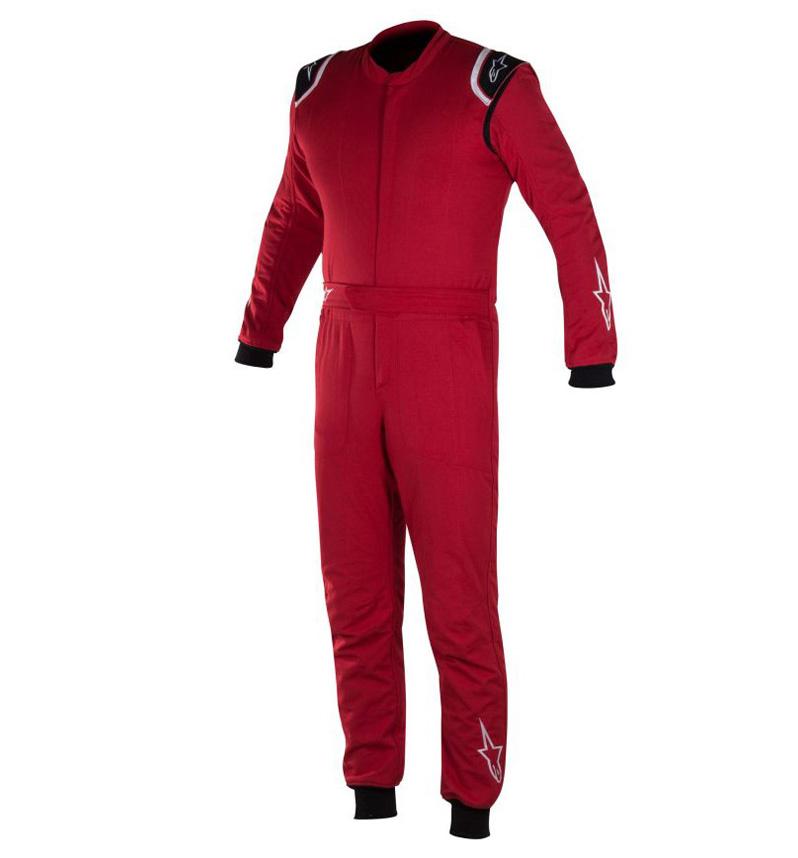 Alpinestars Delta Race Suit - Red