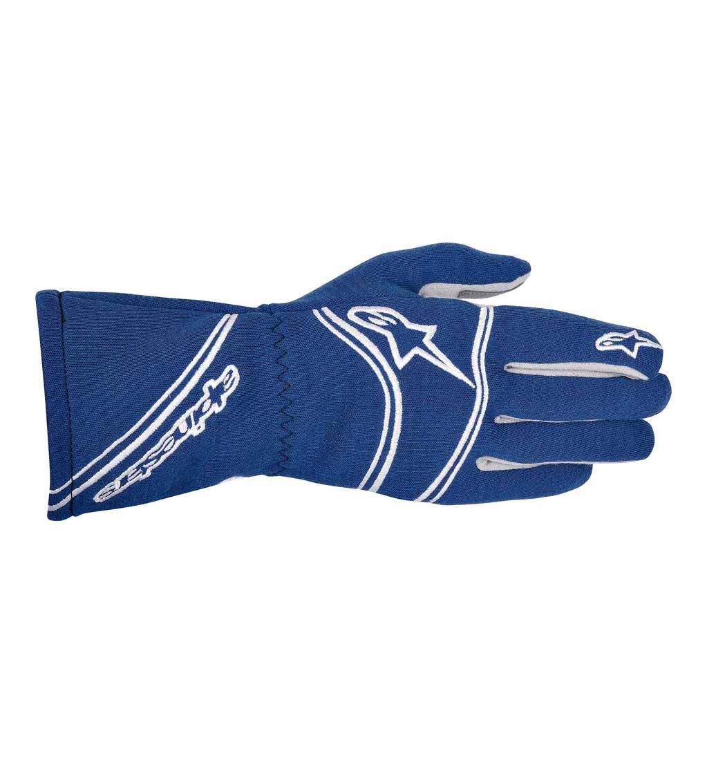 Alpinestars Tech 1 Start Gloves - Blue