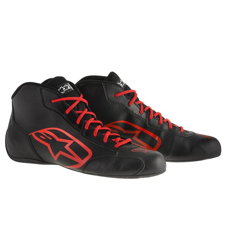 Alpinestars Tech-1 K Start - Black/Red