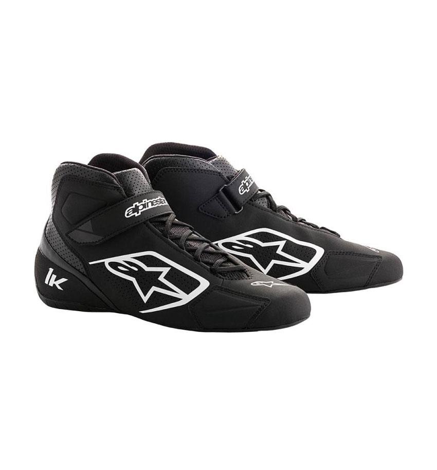 Alpinestars Tech-1 K - Black/White