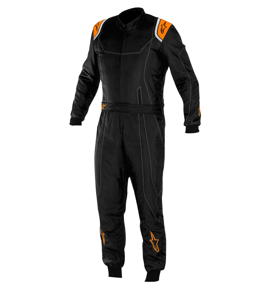 Alpinestars KMX-9 | Black/Orange Fluo | EU40