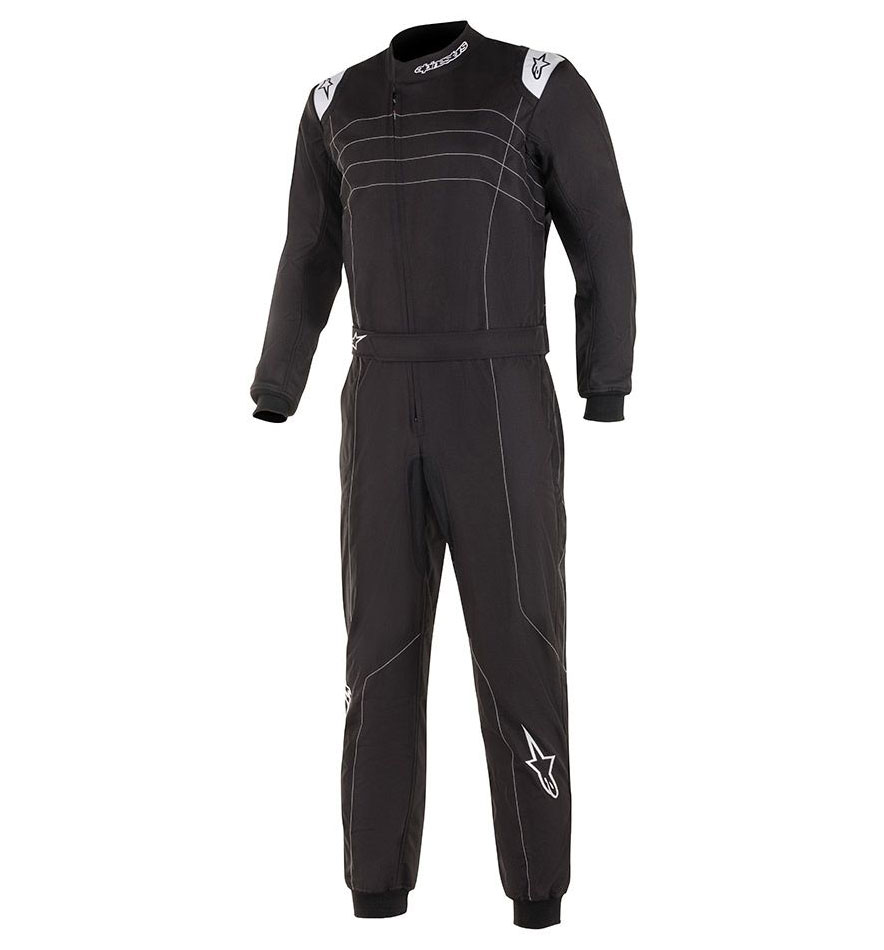Alpinestars KMX-9 v2 Suit | Black/White |