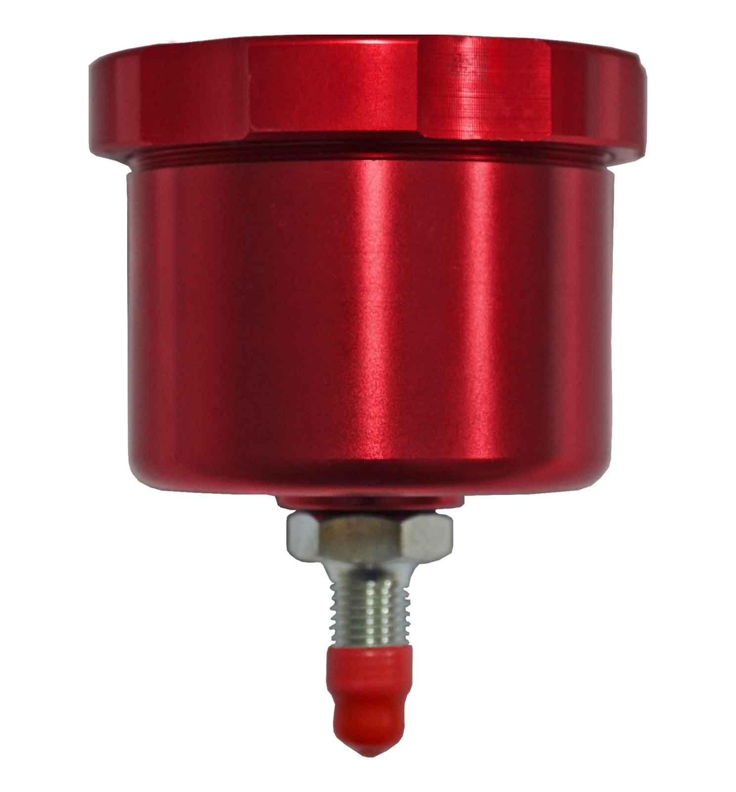 Aluminium Brake Fluid Reservoir - 55mm Tall
