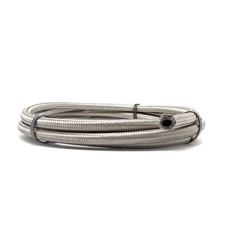 "3mm (3/16"") ID PTFE/Teflon Stainless Brake Hose"