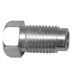 M10 x 1mm Brake Nut