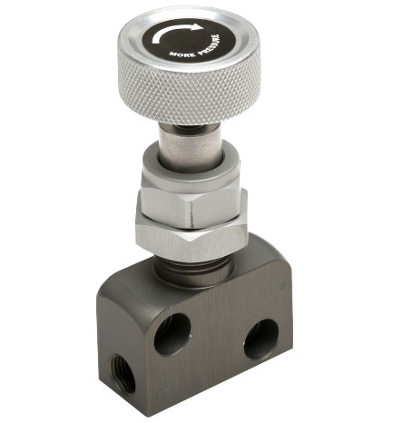 Adjustable Brake Proportion Valve - Knob Type