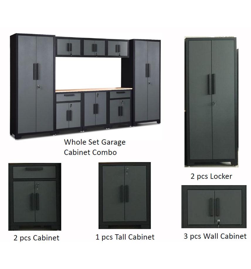 Modular Garage Cabinet Sets