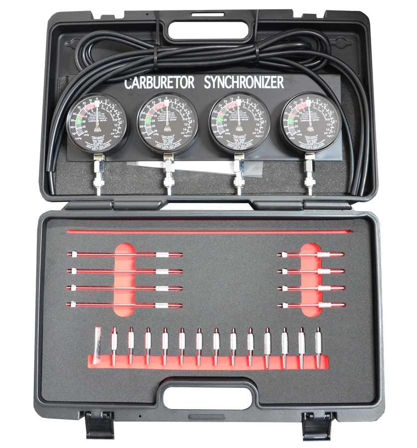 Carburettor Compound Synchronizer Balance Engine Diagnostic Kit