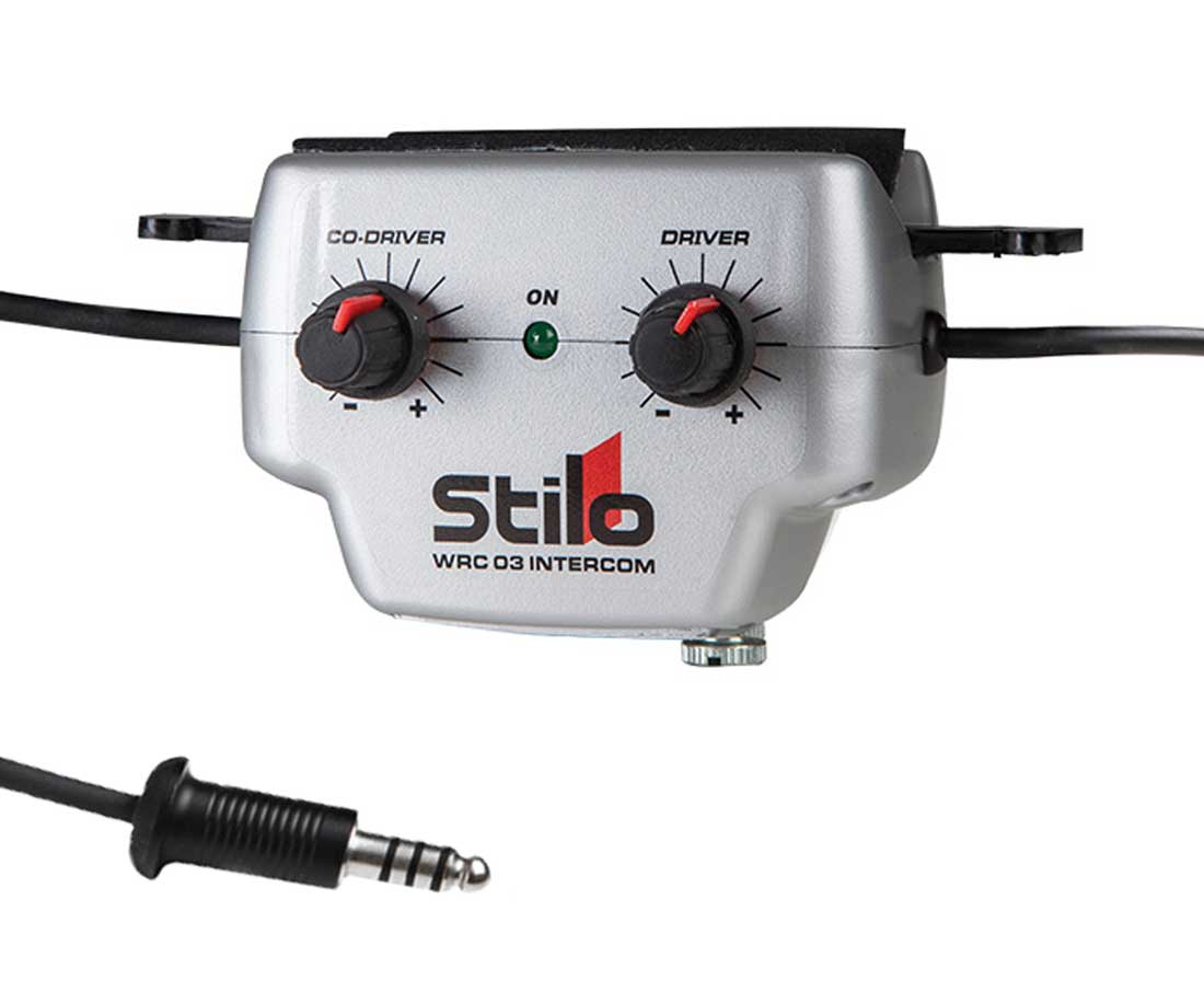 Stilo WRC 03 Intercom AB0200