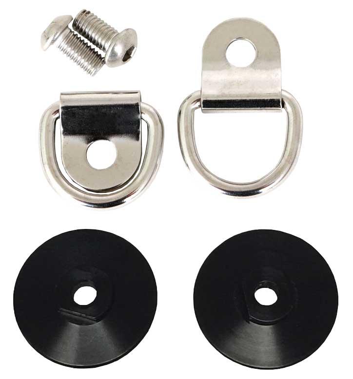 Simpson D-Ring Helmet Posts for Hans/Hybrid Device