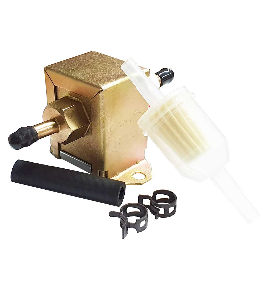 Competition Fuel Pump 2.4-4 PSI - 50 Litres/Hour