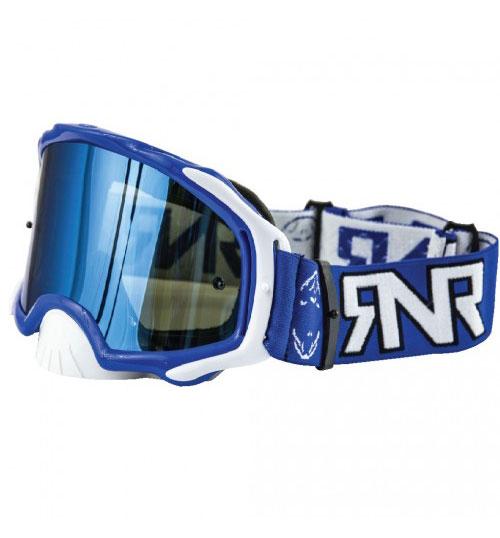 RNR 'Platinum' Goggles - Blue