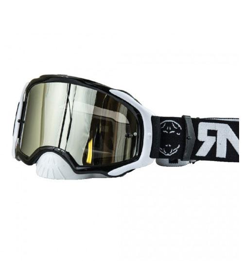 RNR 'Platinum' Goggles - Black
