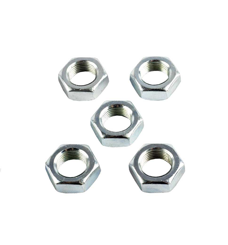 M18 x 2mm Right Hand Threaded Half Nuts - Pack of 5