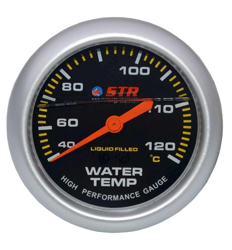 Water Temp Mechanical Liquid Filled Gauge | High Performance