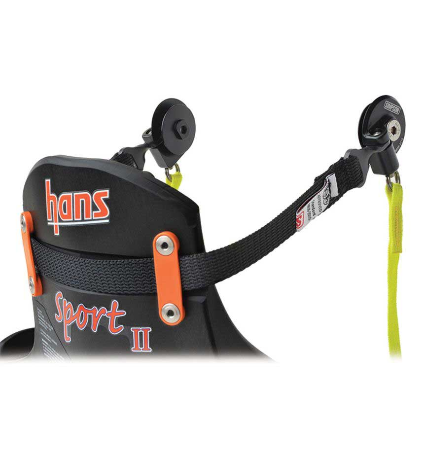 Hans Quick Release Tether System Combo Deal