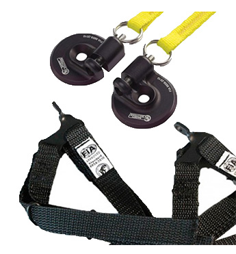 Simpson Hybrid Quick Release Tether System Combo Deal