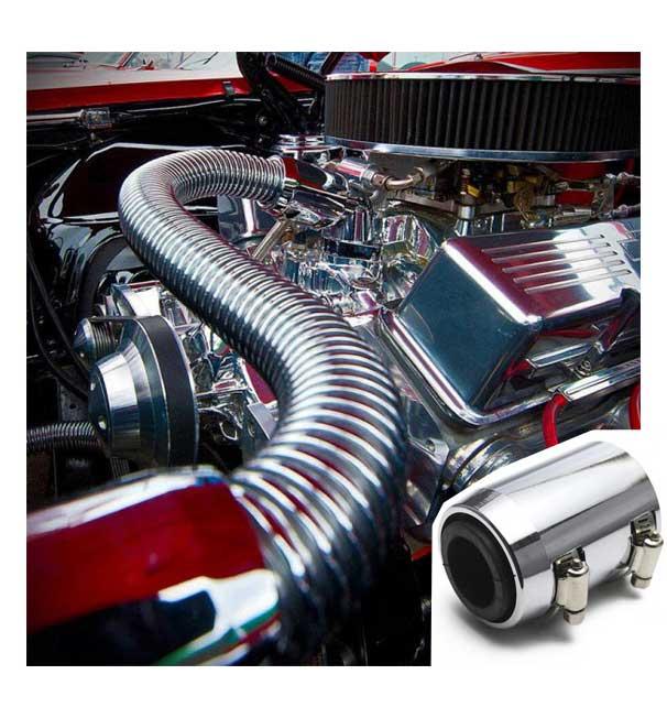 "Zirgo Ultra 24"" Radiator Hose with End Caps"