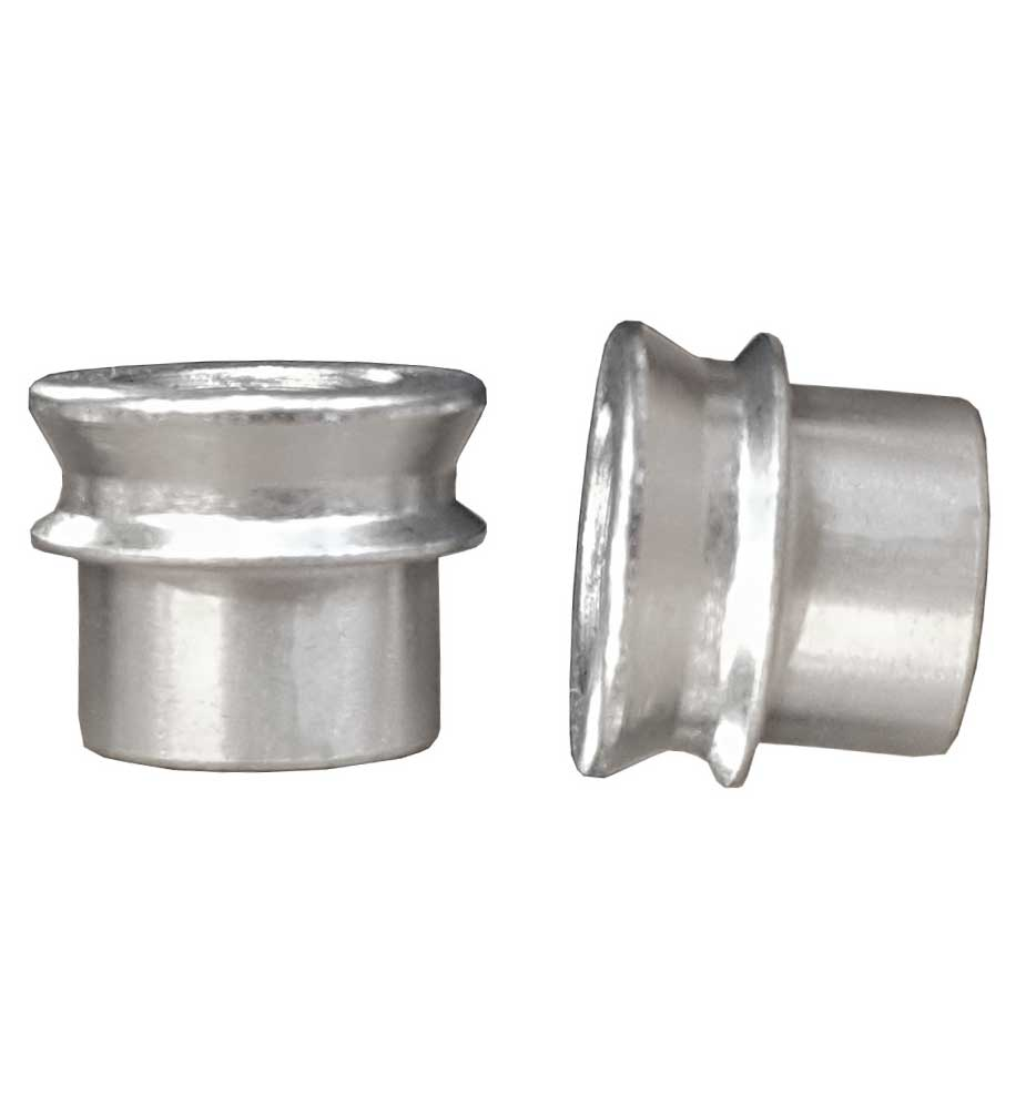 """5/8"""" to M14 Rod End Misalignment Reducers"""