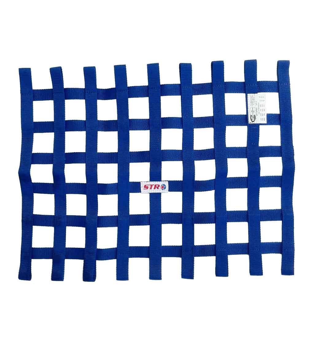 Standard Rectangular Window Net - Blue