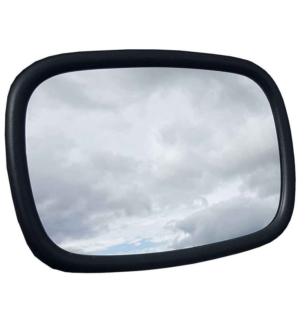 """Unitruck Mirror Glass - 7x5"""" 188x135mm"""