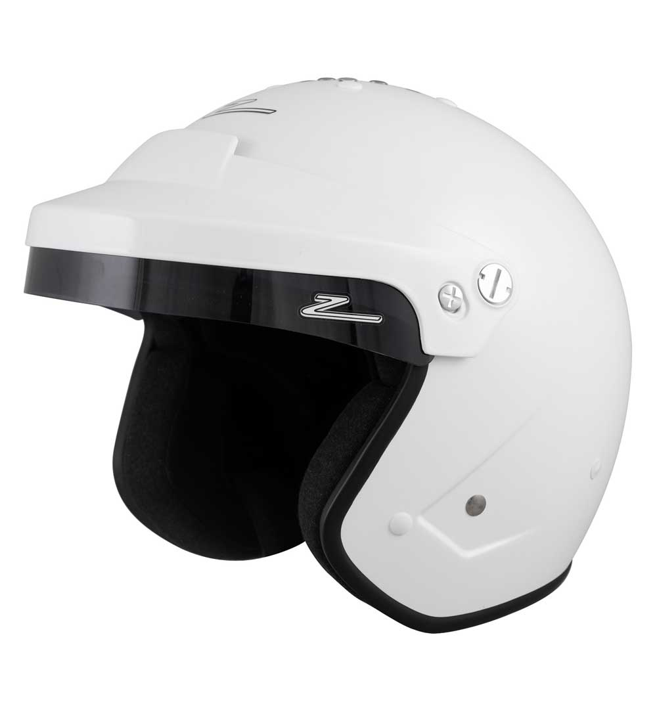 Zamp RZ 18H Helmet SA2020 -  White