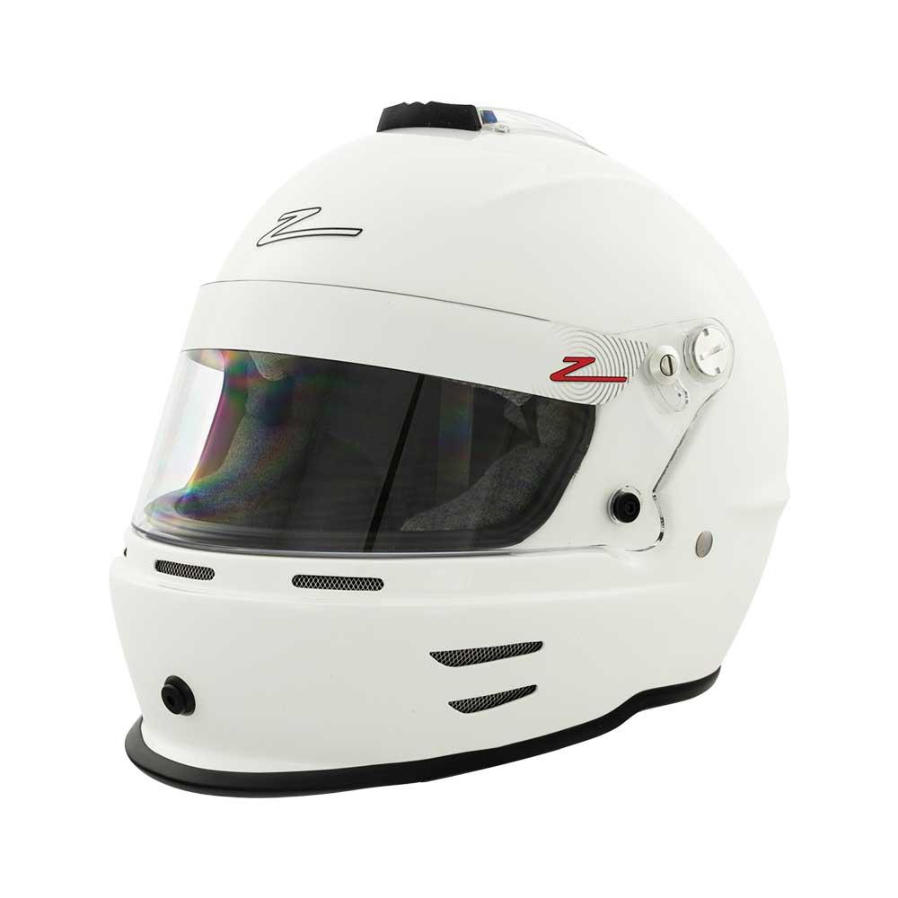 Zamp Helmet RZ 42 YOUTH - White - Youth 54cm