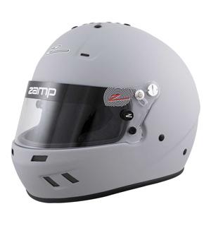 Zamp Helmet RZ 59 -  Matte Grey