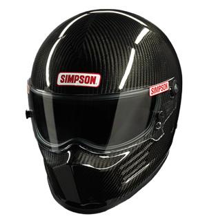 Simpson Carbon Bandit Helmet - SA2020