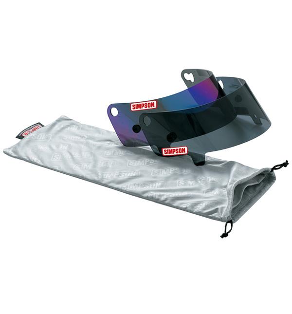Simpson Dual Visor / Shield Bag