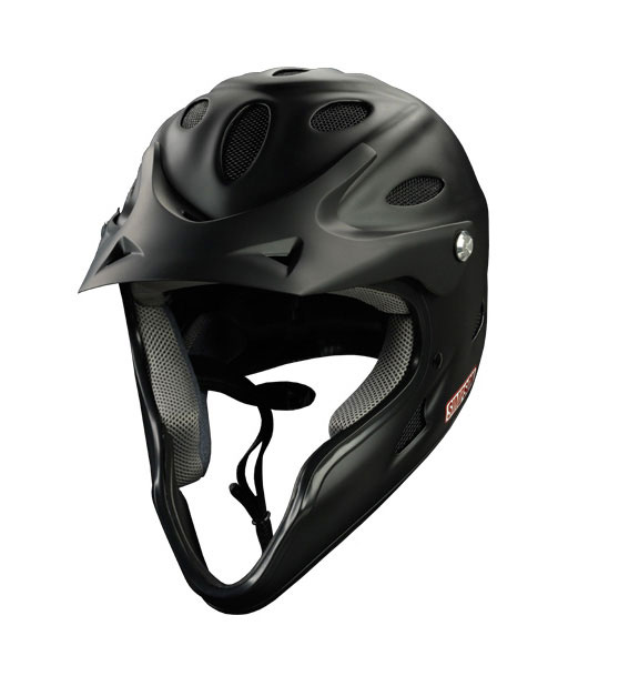 Simpson Pit Warrior Crew Safety Helmet | Matt Black Medium