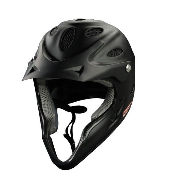 Simpson Pit Warrior Crew Safety Helmet | Matt Black Small