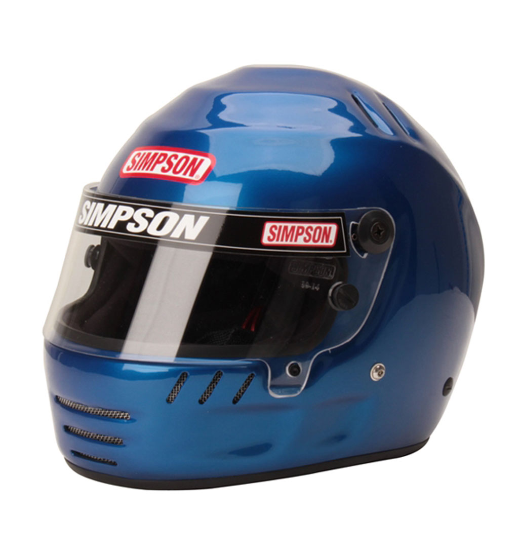 Simpson Jr. Speedway Shark - SFI 24.1 - Blue