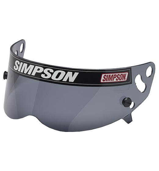 Simpson Speedway RX/Diamondback Visor Smoked
