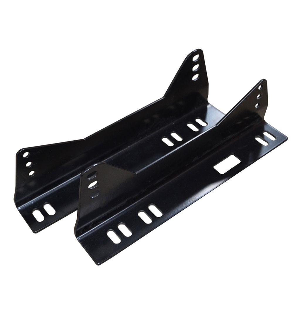 STR Universal Seat Mounts (Pair) Carbon Steel - 125mm High