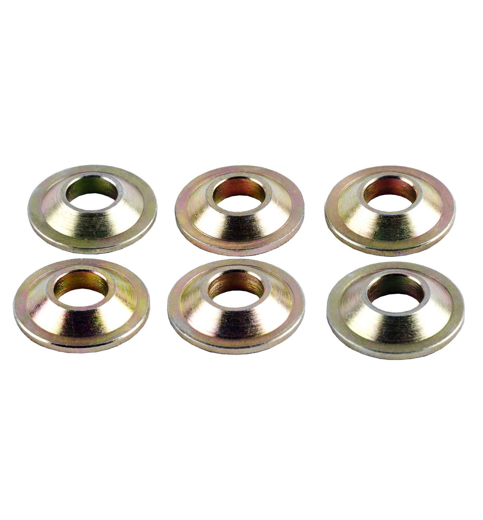 """5/16"""" Rose Joint Misalignment Spacers (Pack of 6)"""